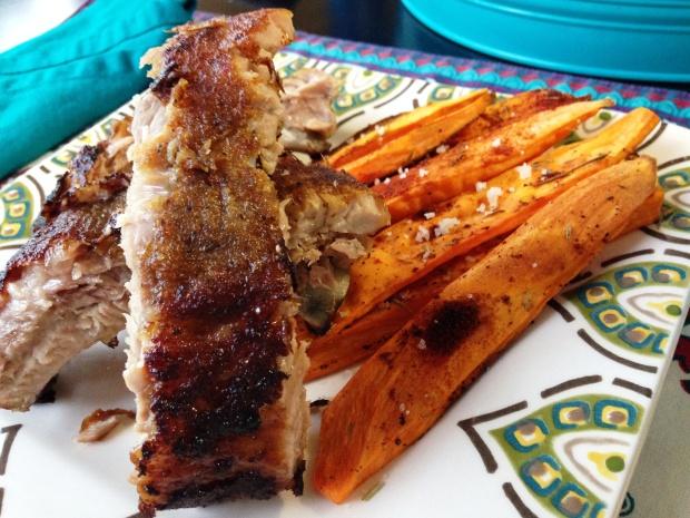 Brazilian Pork Ribs