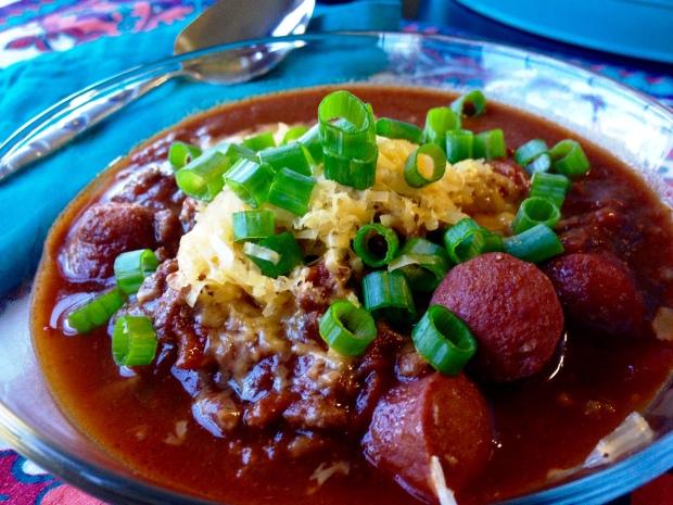 Coney Chili Soup