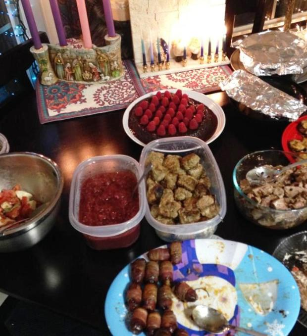 Party Spread