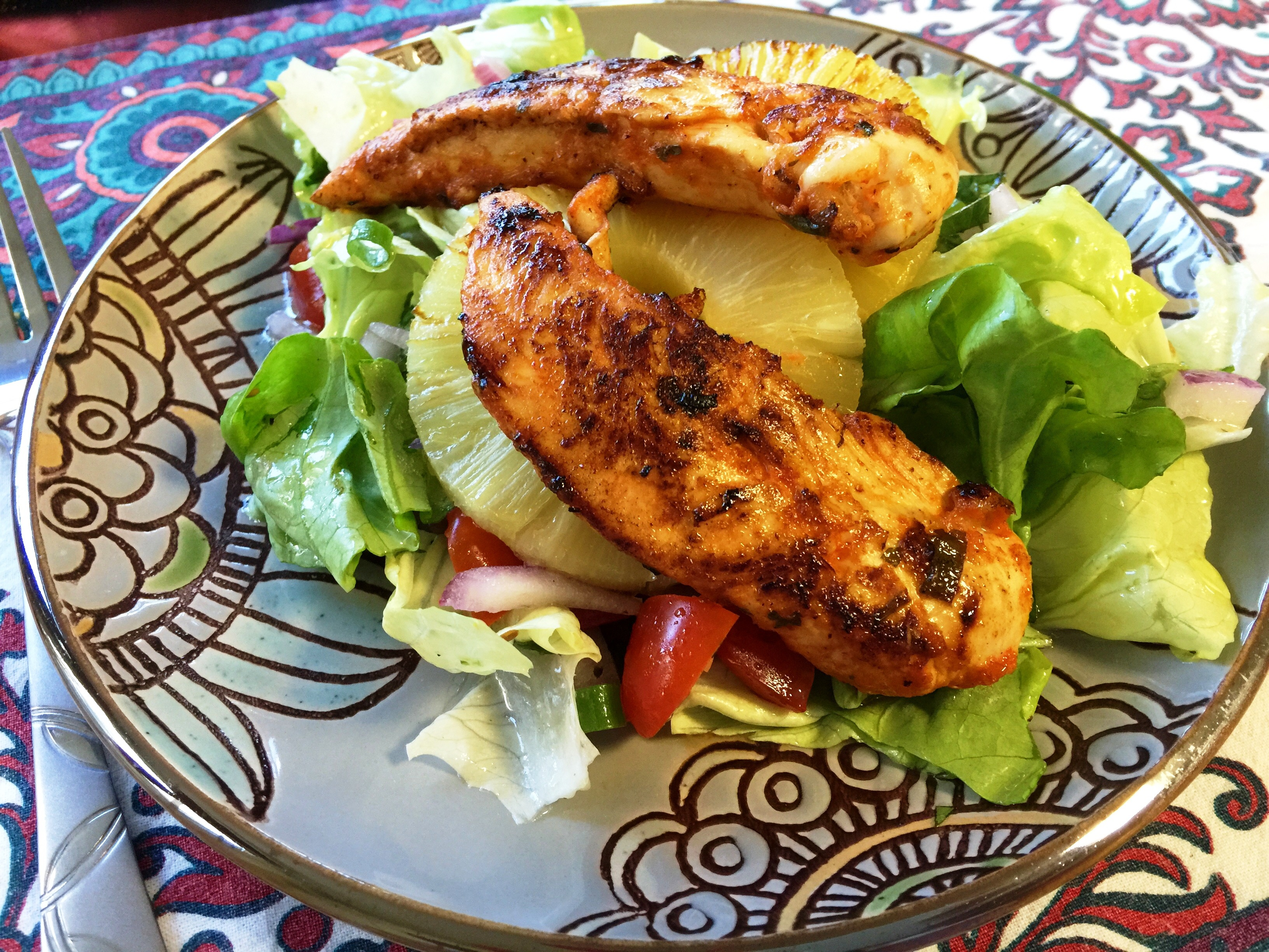 Sriracha Lime Chicken Salad (Paleo) – The Primal Foodie